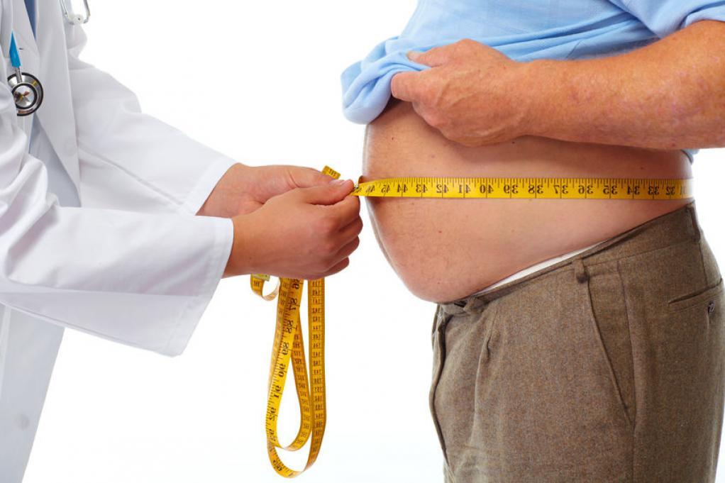 l'obésité progresse dans les campagnes crédit photo : 123 RF