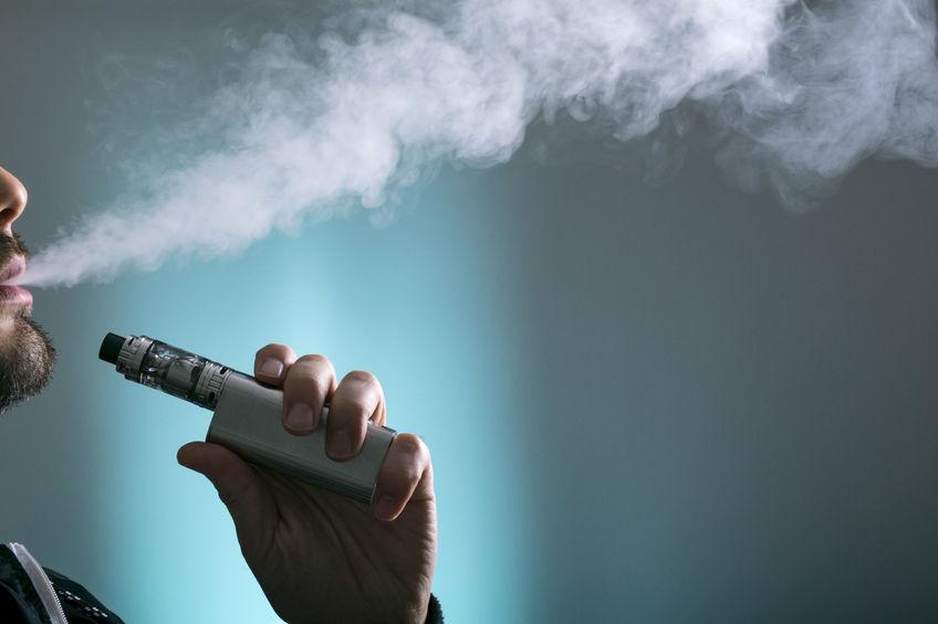 E.cigarette, cigarette électronique