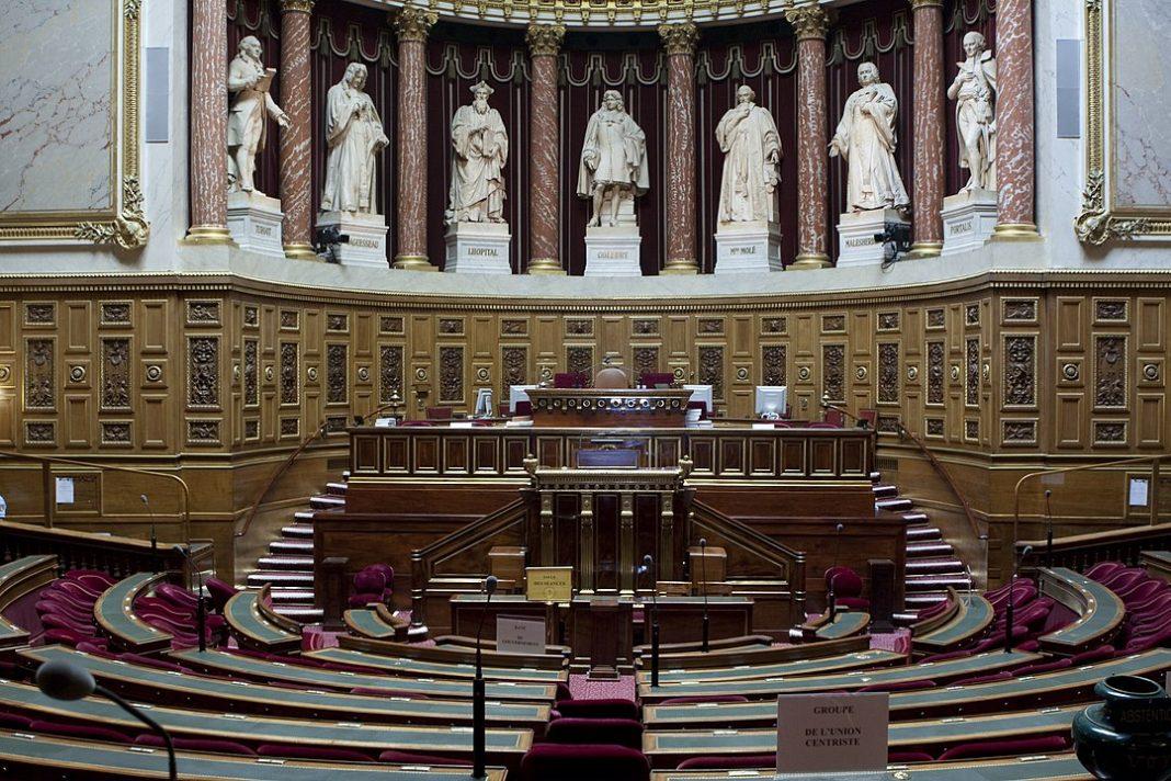 Sénat, ©Wikimedia Commons CC