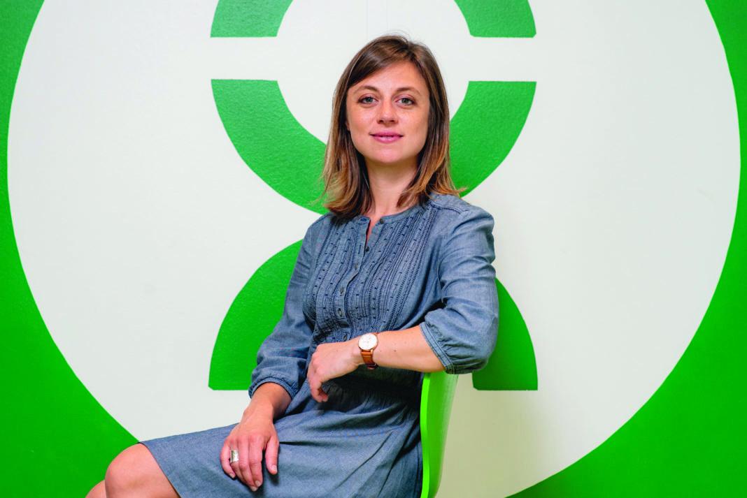 Pauline Leclerc, Oxfam