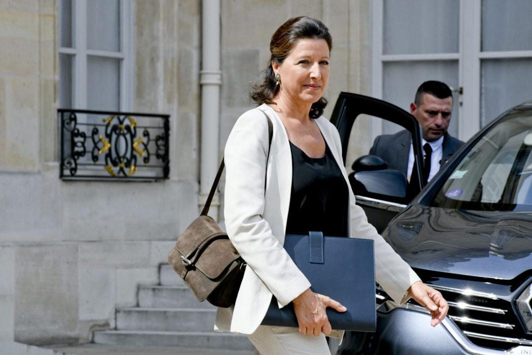 Agnès Buzyn, ministre de la santé présente les dossiers de la rentrée 2019, ©Gilles ROLLE/REA