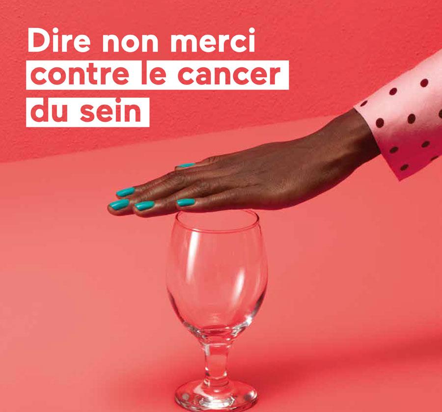 Gestes contre le cancer du sein©INCA