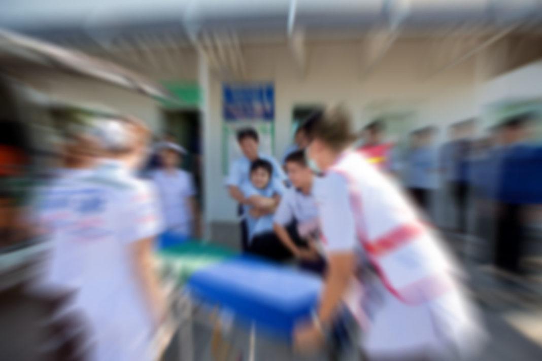Urgences en grève, hôpital, personnel hospitalier ©123 RF