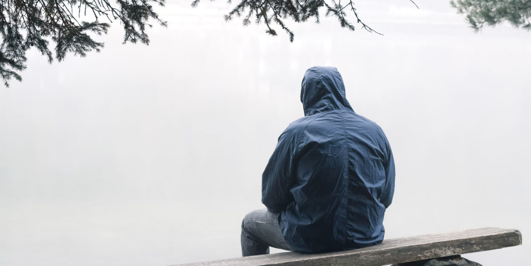 Idées suicidaires, suicide, 123 RF ©