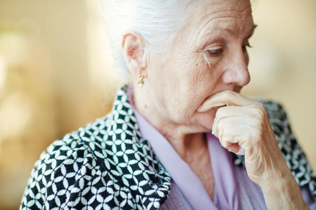 espérance de vie, femme âgées, senior, santé ©123 RF