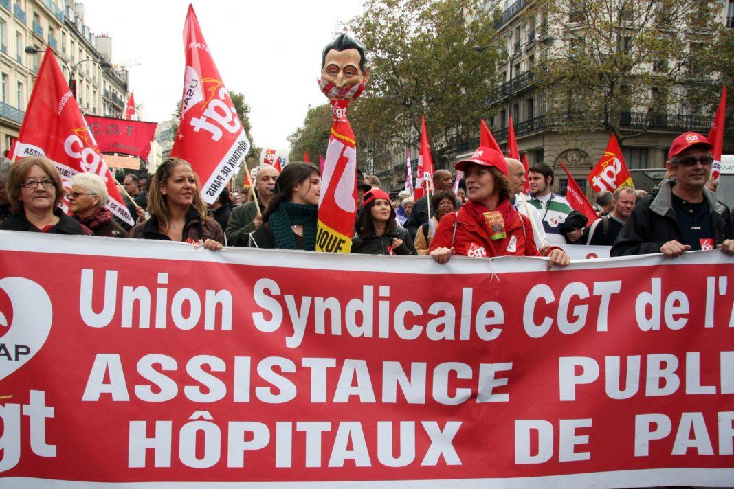 Manifestation pour sauver l'hôpital public, Paris, ©123RF
