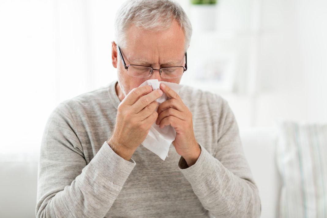 virus hiver, prévention, grippe ©123 RF