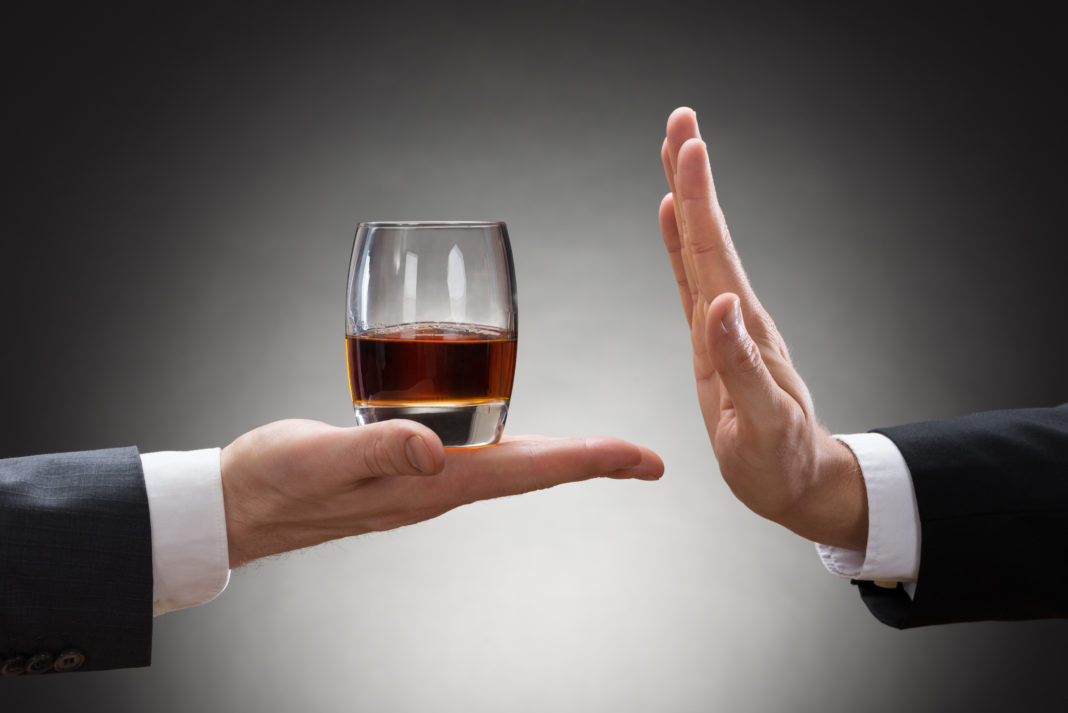 Mois sans alcool, Dry january, alcoolisme, ©123 RF