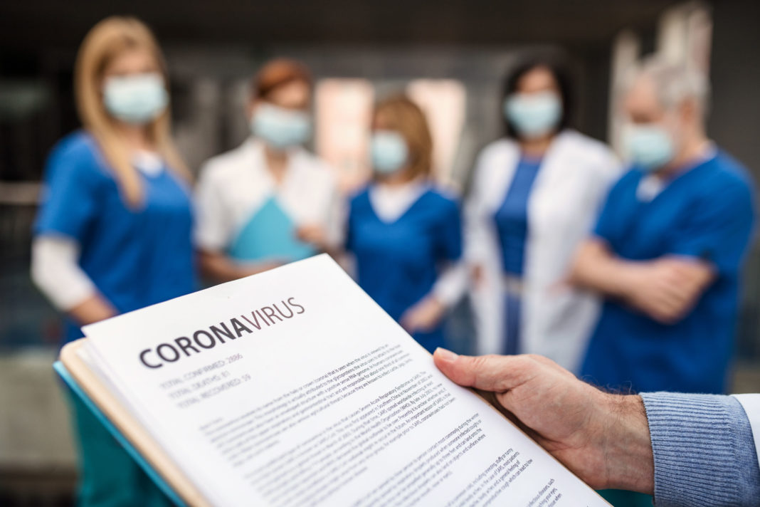 Coronavirus, Covid-19, épidémie 123RF©