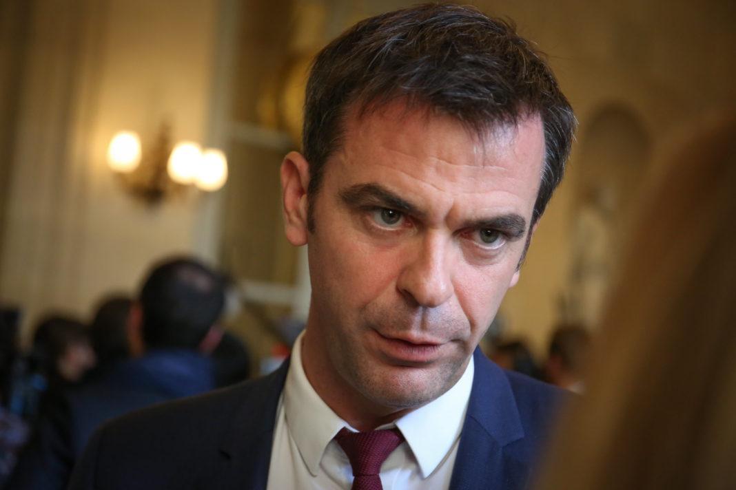 Olivier Véran en 2018, © HAMILTON/REA