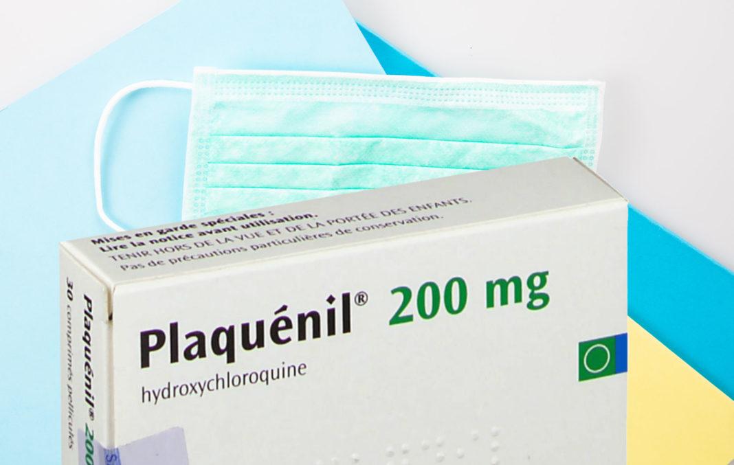 Essai chloroquine AP-HP en prévention contre le covid-19 123RF©