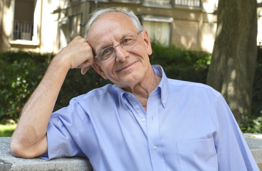 Axel Kahn, président de la Ligue contre le cancer, 2020 DR Ligue contre le cancer