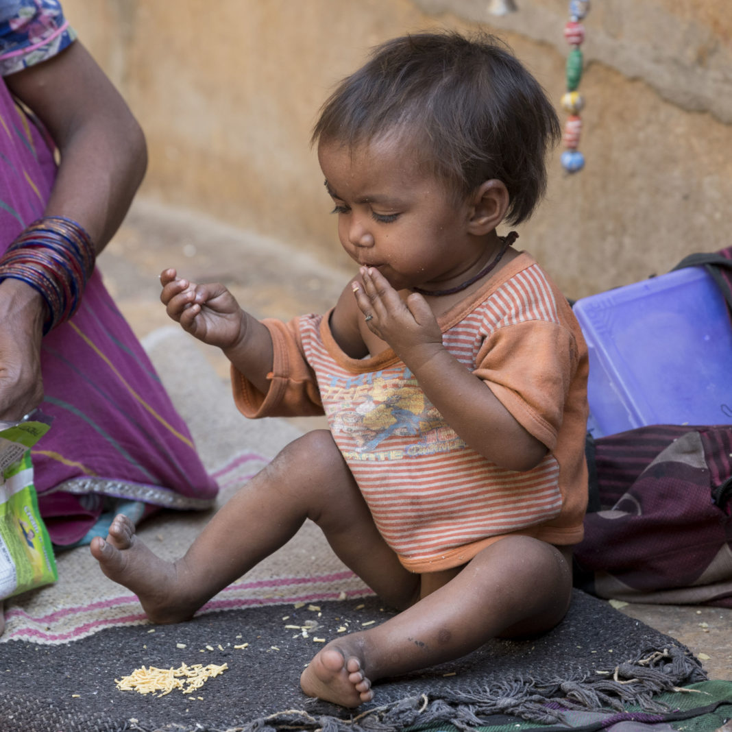 Faim dans le monde, rapport de l'Onu 123RF©