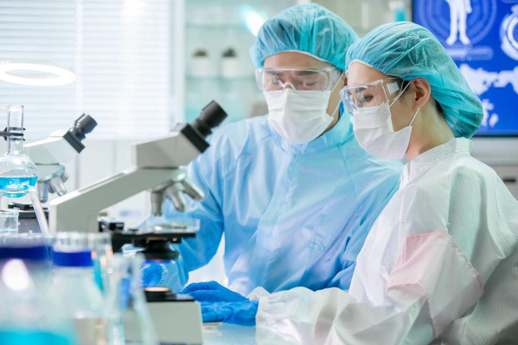 Recherche médicale123RF ©