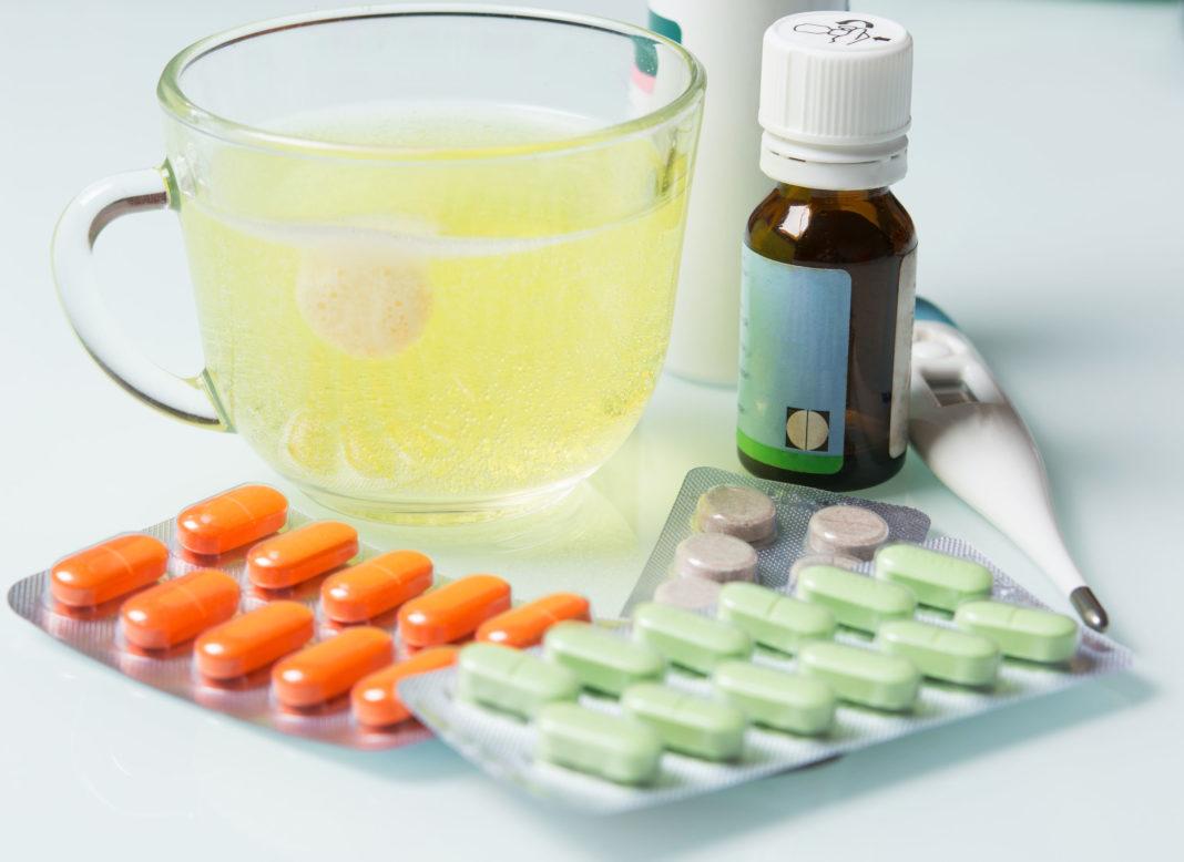 Attention aux médicaments contre le rhume 123RF ©