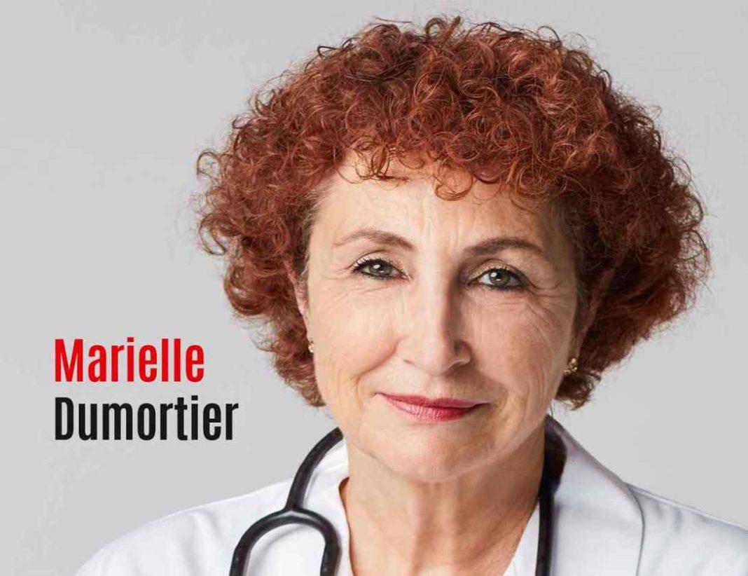Dr Dumortier, médecin du travail DR