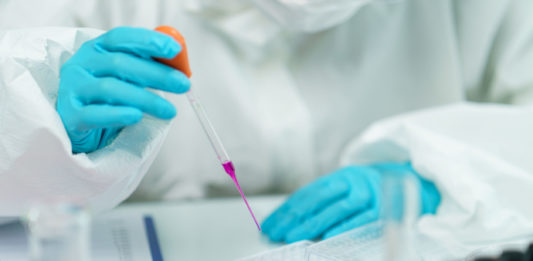 Vaccin anti Covid-19 à ARN messager 123RF©