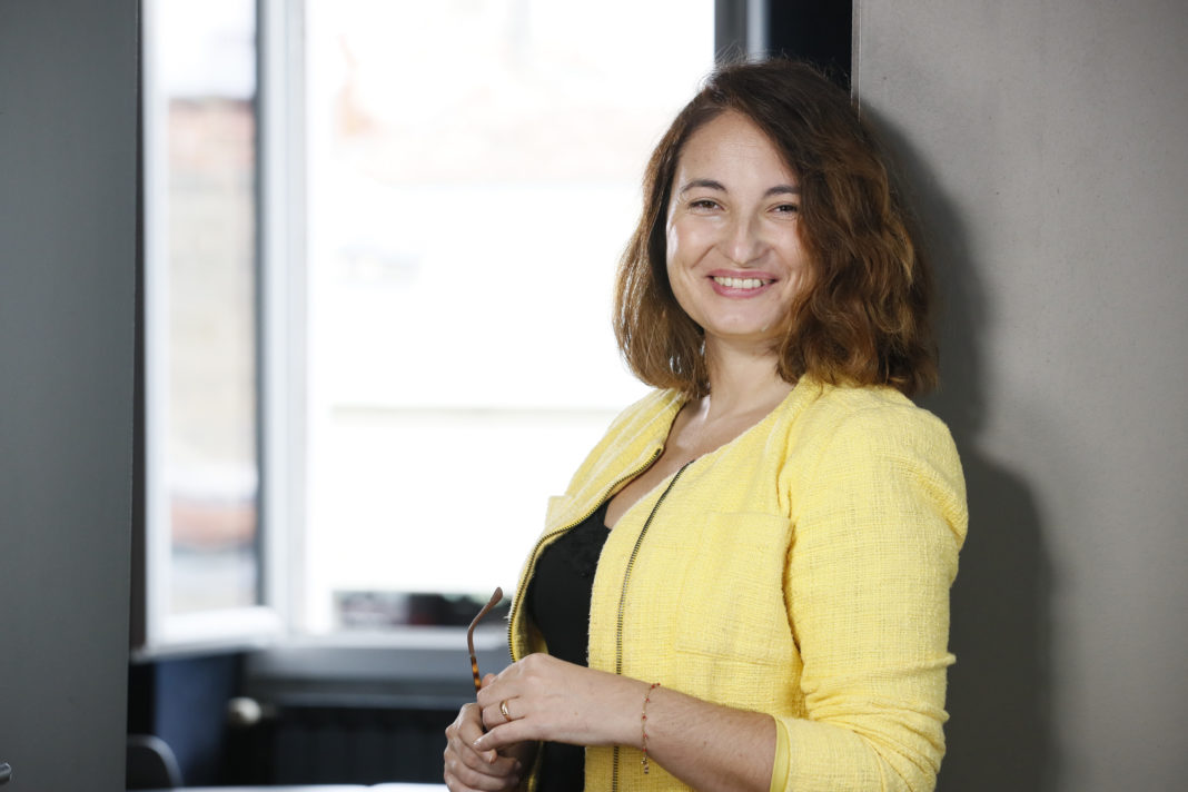 Sophie ELORRI, administratrice de Mutami, Photo : © Rodolphe Escher