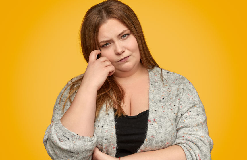Journée de l'obésité le 4 mars 123RF©