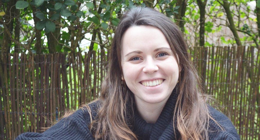 Elisa Lang, bénévole à Handsaway DR