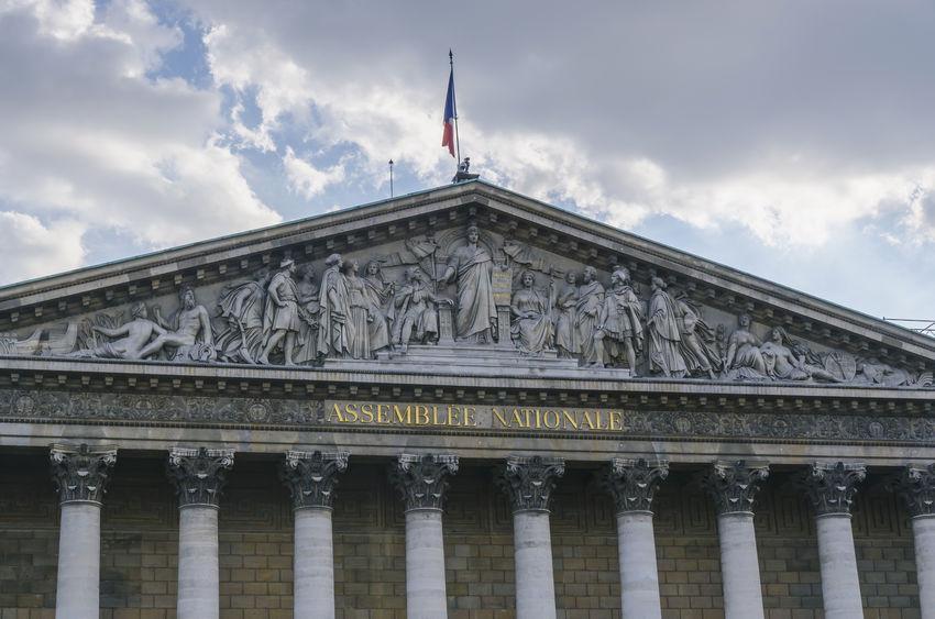 Loi sur l'euthanasie à l'Assemblée nationale 123RF©