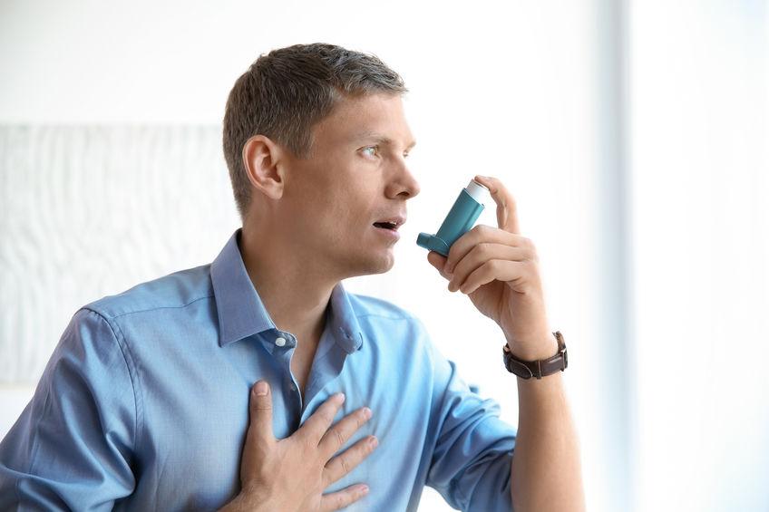 Asthme, reconnaitre les signes 123RF©