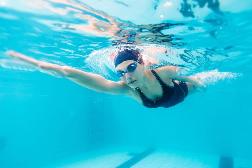 La natation, un sport pour tous123RF©