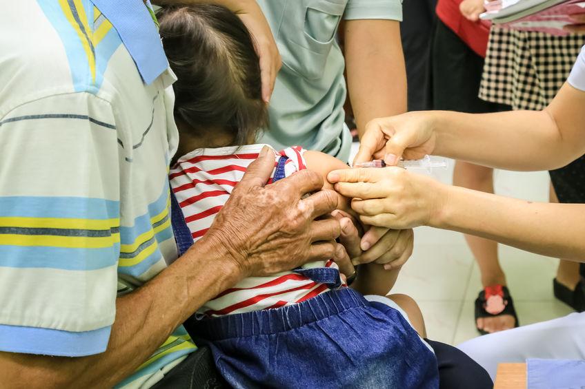 La vaccination infantile prend du retard dans es pays pauvres 123RF©