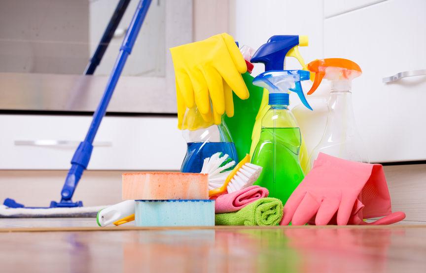 Les produits ménagers ne sont pas tous sans danger pour la santé et l'environnement 123RF©