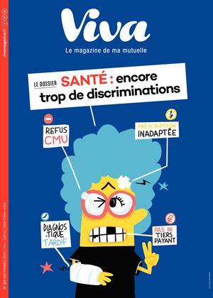 Dossier Discriminations en santé,©Colpanopa