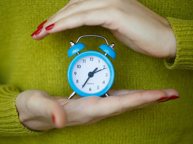 A la rentrée, l'importance de recaler son horloge interne 123RF©