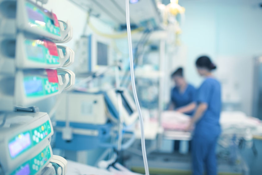 De nouvelles prises en charge pour les malades à hauts risques de Covid-19 123RF©