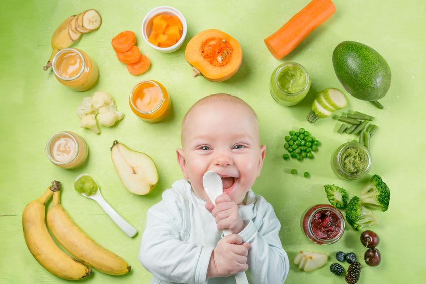 Diversifier l'alimentation de bébé, à partir de 4 mois 123RF ©